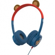 iFrogz Little Rockerz Wired Headphones - Bear